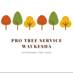 Pro Tree Service Waukesha Logo